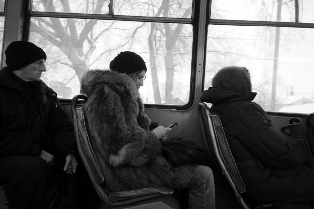 """фотоистория Оксаны Мамлиной """"Трамвайная жизнь"""" (8)"""