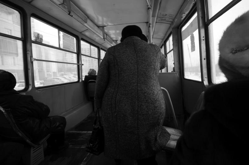 Фотоистория Трамвайная жизнь