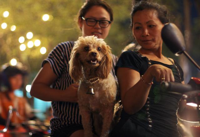 Жители Таиланда