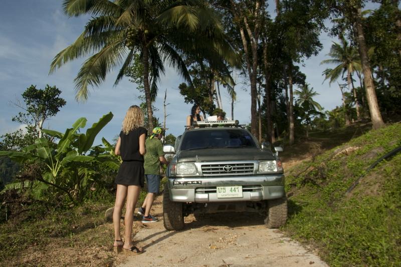 Off road Thailand офроуд в Тайланде