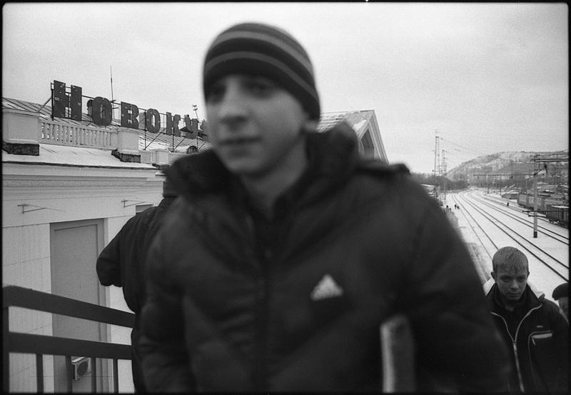 Фотоистория Александра Бендюкова. Новокузнецк. Чб фото (1)