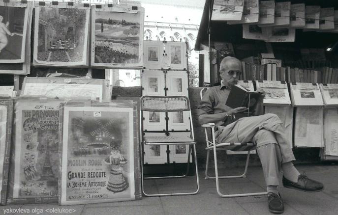 Как читают книги в разных странах