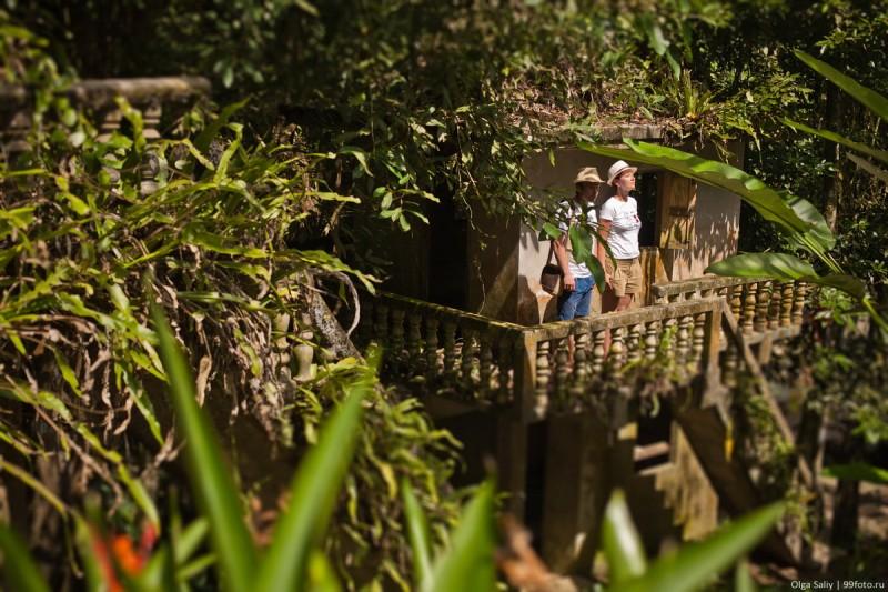 Magic Garden Магический Сад Будды Самуи