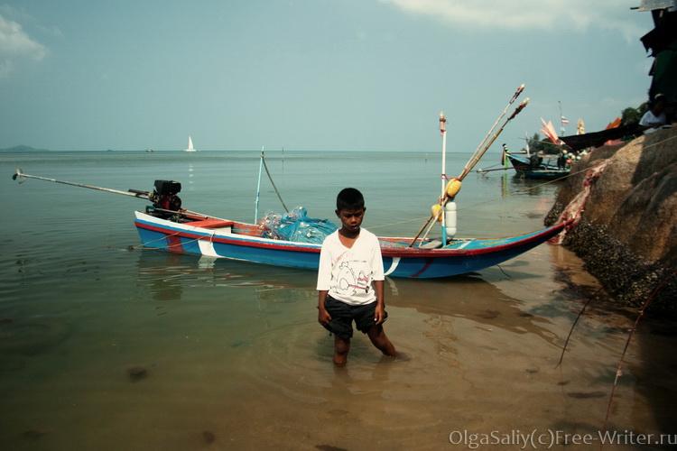 бопхут рыбацкая деревня