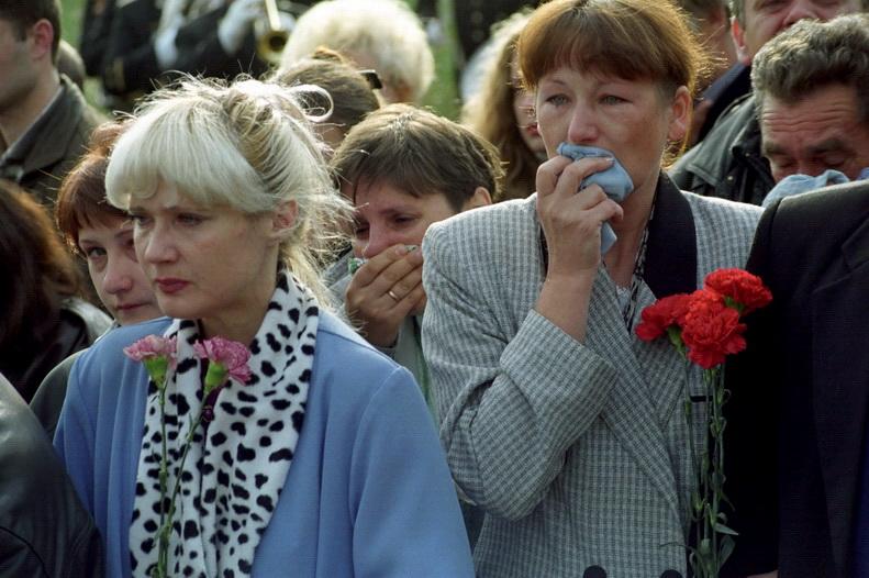 Курск. Похороны. Фотоистория (9)