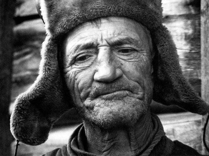Деревня Малые Озерки Архангельской области