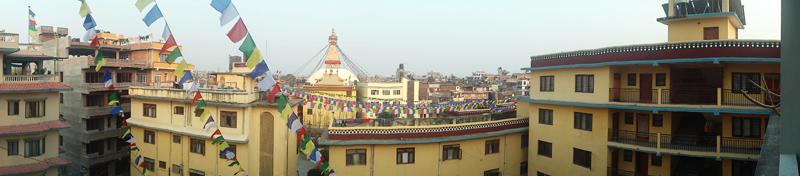Отели в Катманду