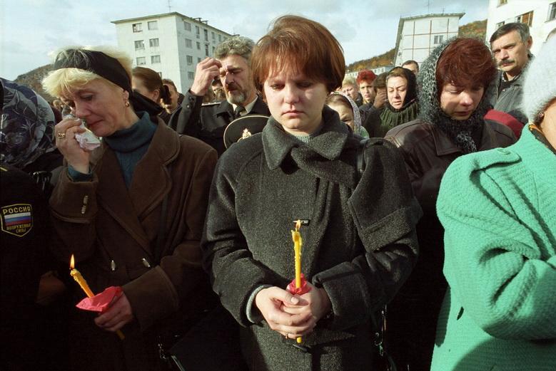 Курск. Похороны. Фотоистория (1)