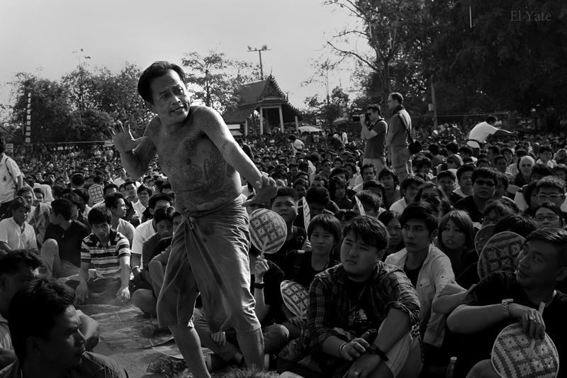 Фестиваль Сак Янт, фото Елены Майдановой