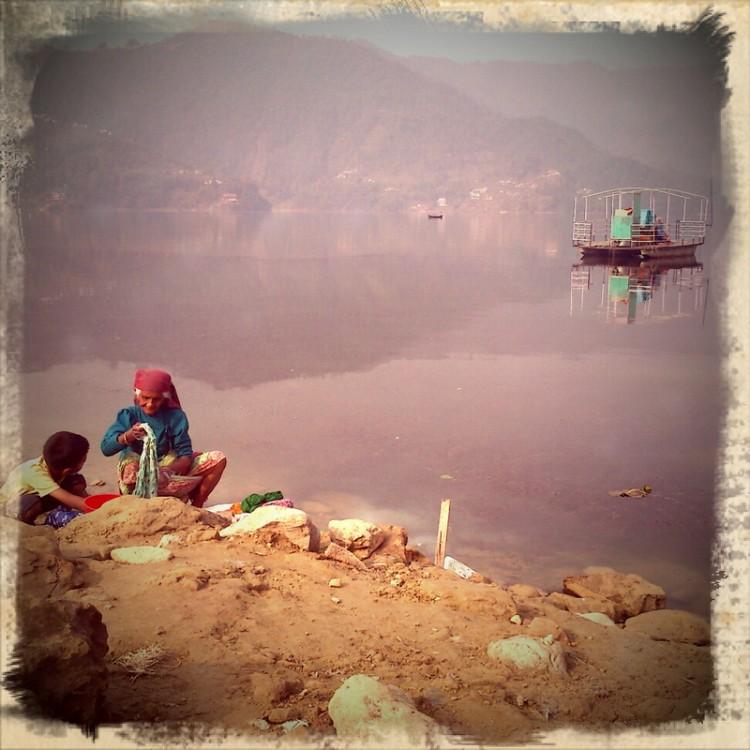 Озеро Фева, Непал