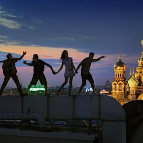 Странный мир. Mad Russia