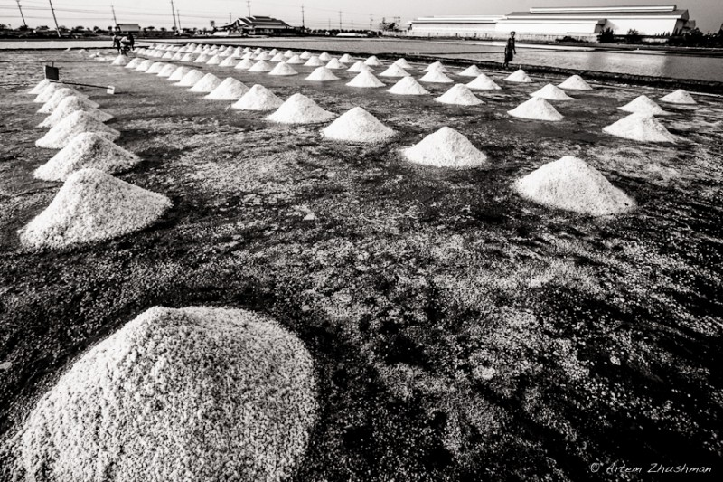 Соляной прииск в провинции Самут Сакон, Центральный Тайланд (23)