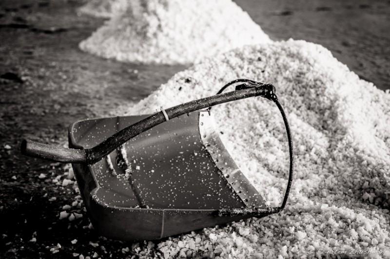 Соляной прииск в провинции Самут Сакон, Центральный Тайланд (20)