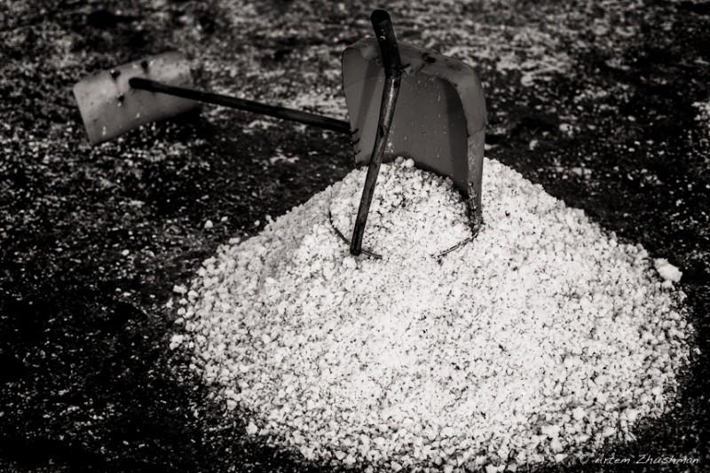 Соляной прииск в провинции Самут Сакон, Центральный Тайланд (14)