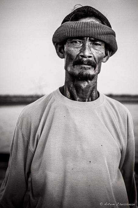 Соляной прииск в провинции Самут Сакон, Центральный Тайланд (13)