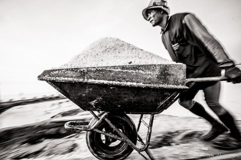 Соляной прииск в провинции Самут Сакон, Центральный Тайланд (6)