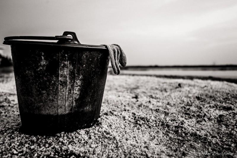 Соляной прииск в провинции Самут Сакон, Центральный Тайланд (1)