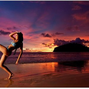Пляжная фотосессия на Пхукете