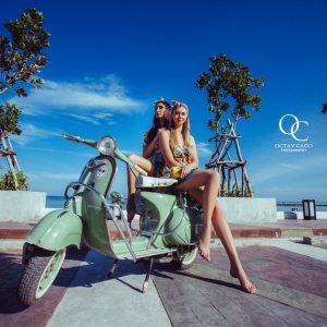 Octav Cado, Фотограф на Ко Самуи
