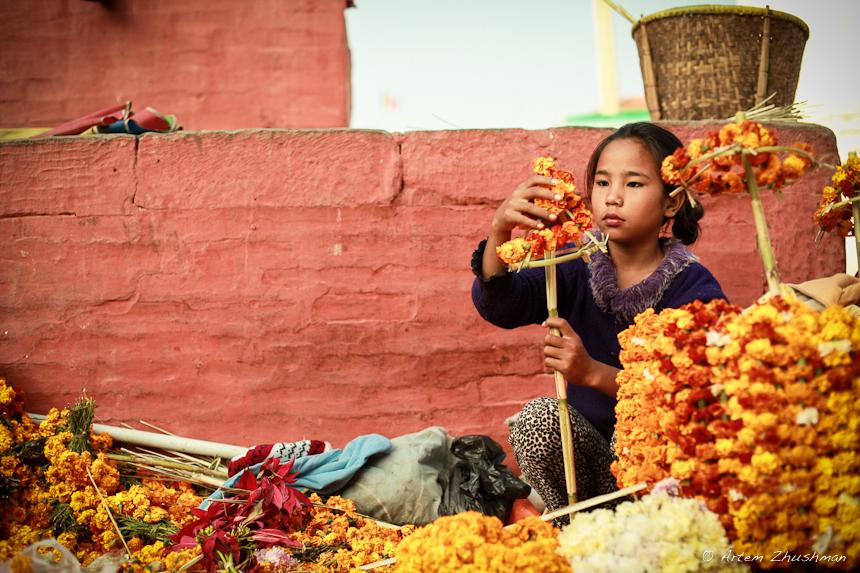 Катманду. Фото Артёма Жушмана (30)