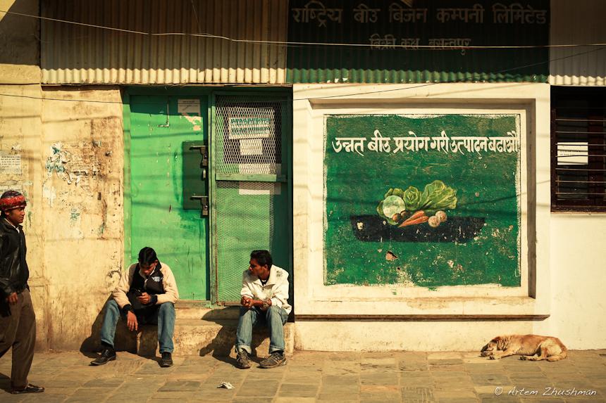 Катманду. Фото Артёма Жушмана (27)
