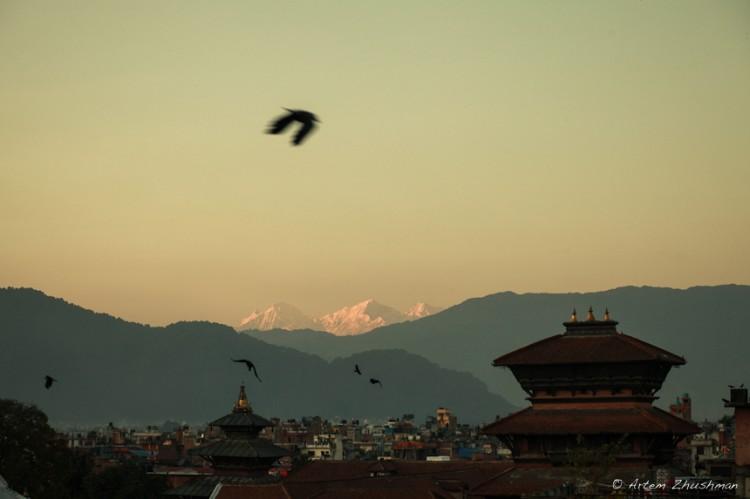 Катманду. Фото Артёма Жушмана (26)