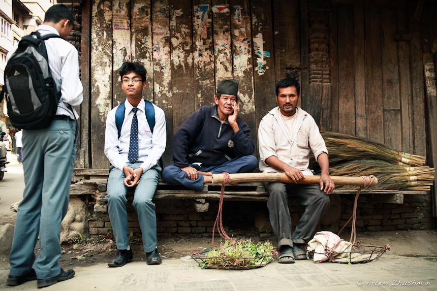 Катманду. Фото Артёма Жушмана (24)