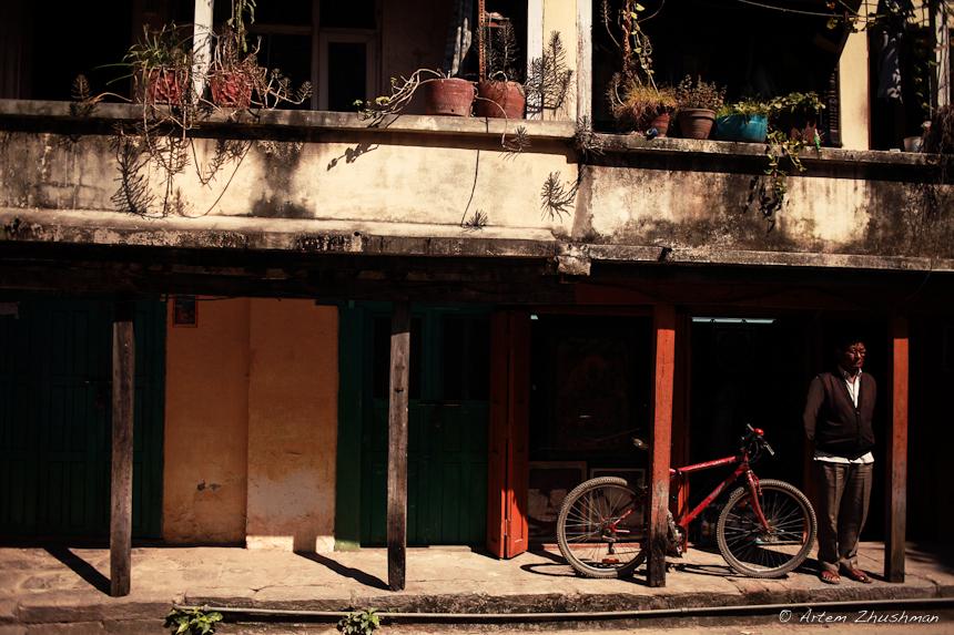 Катманду. Фото Артёма Жушмана (23)