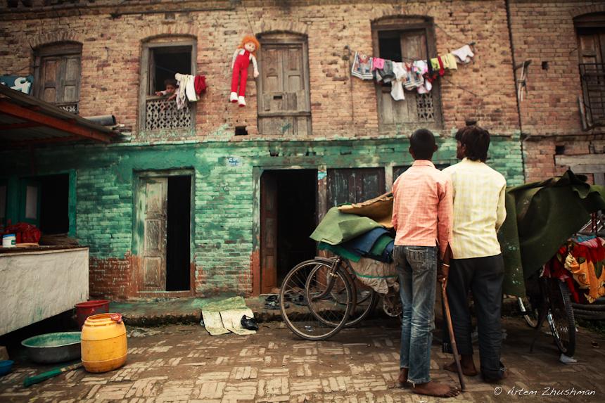 Катманду. Фото Артёма Жушмана (21)