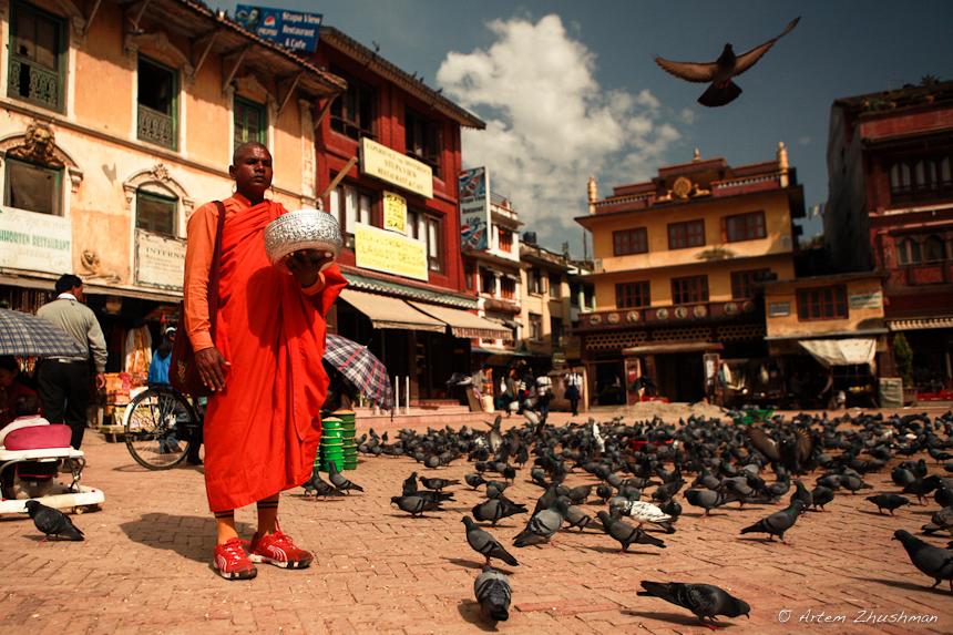 Катманду. Фото Артёма Жушмана (20)