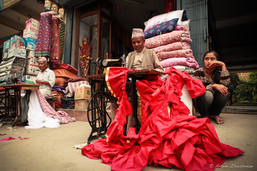 Катманду. Фото Артёма Жушмана (18)