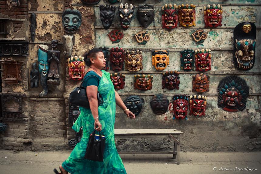 Катманду. Фото Артёма Жушмана (6)