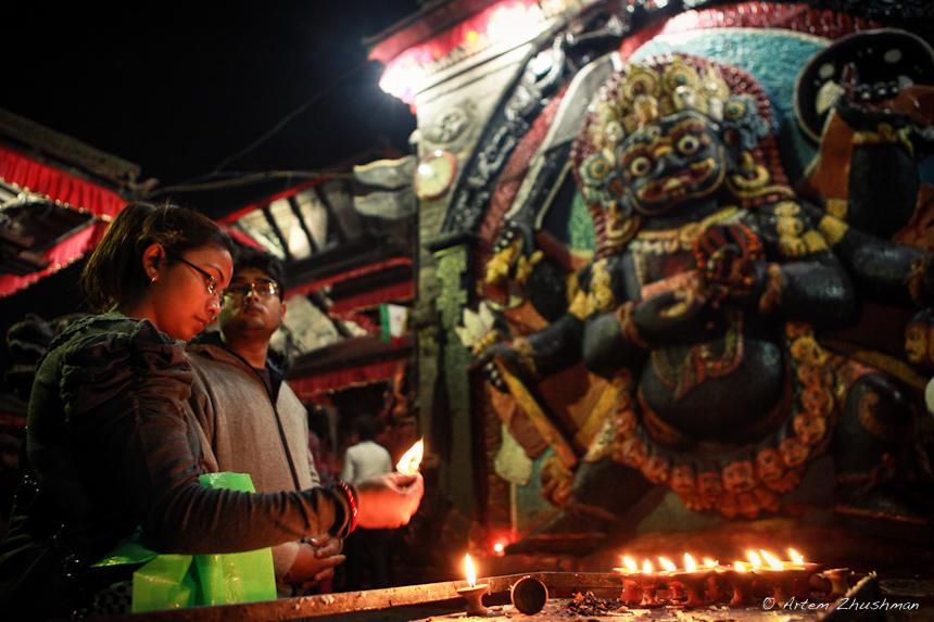 Катманду. Фото Артёма Жушмана (2)