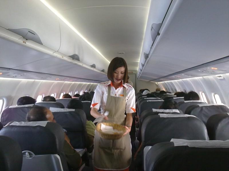 Самолёт Самуи - Куала-Лумпур