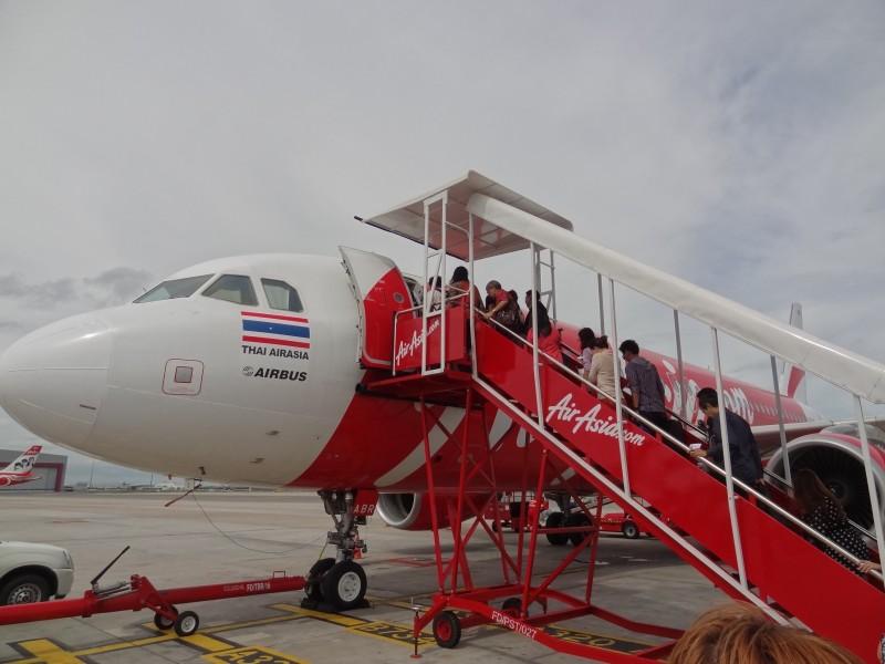 Самолётом Бангкок - Самуи