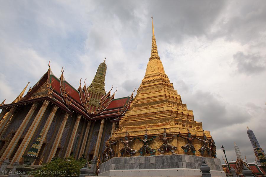 Королевский дворец (Бангкок): описание, часы работы, как добраться
