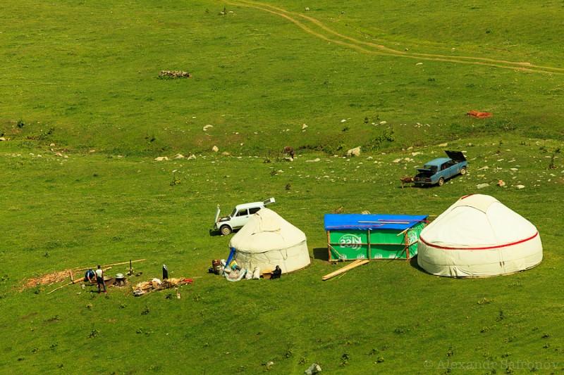 Фоторассказ о Киргизии. Фотограф Александр Сафронов (24)