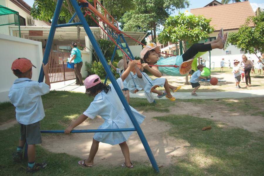 Фотограф в Тайланде Ольга Салий, детский сад в Тайланде (42)