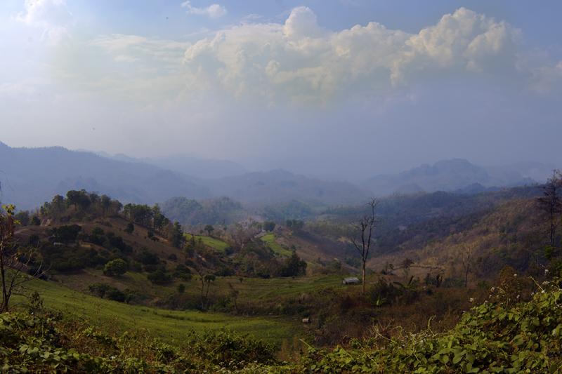 Тайские горы