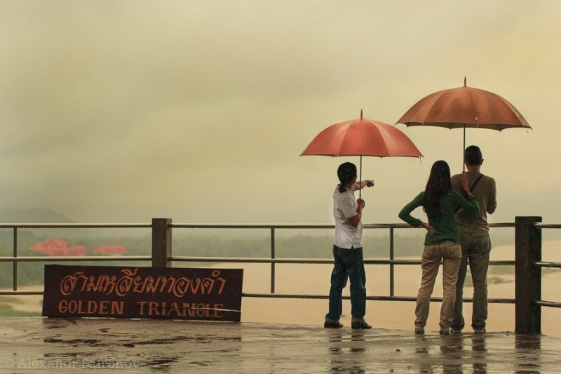 Золотой треугольник в Таиланде (14)