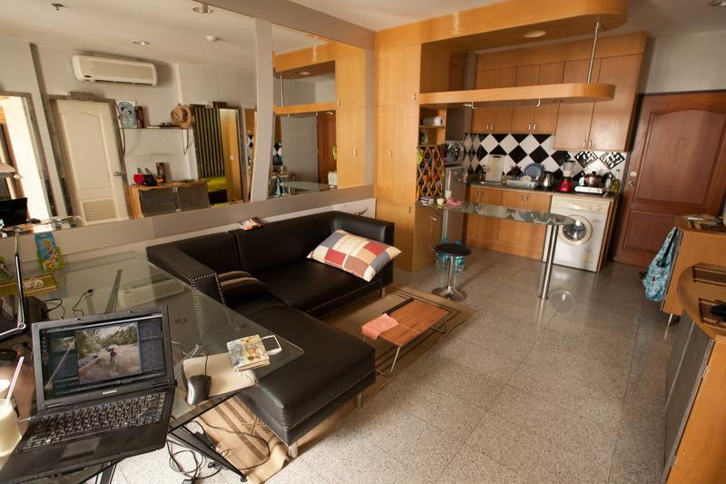 2-к квартира в Бангкоке, снять квартиру (8)