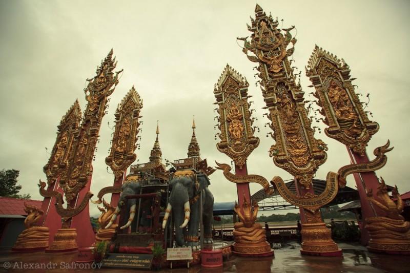 Золотой треугольник в Таиланде (10)