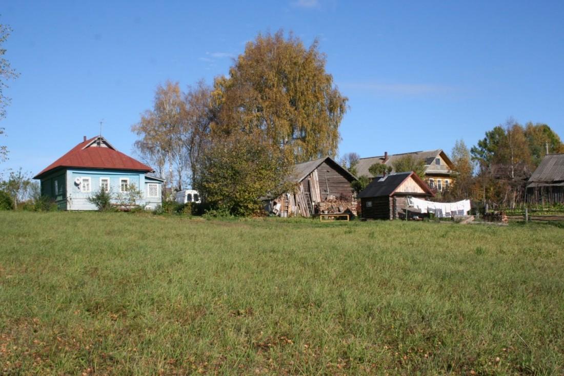 Стирка в деревне народными методами