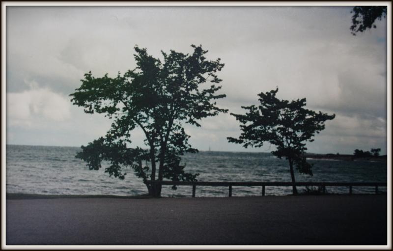 побережье в Европе