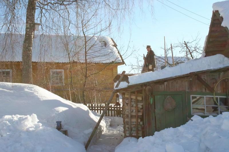 лыжи в деревне (10)