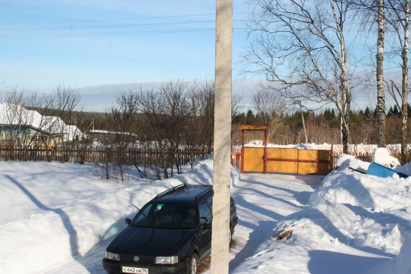 лыжи в деревне (8)