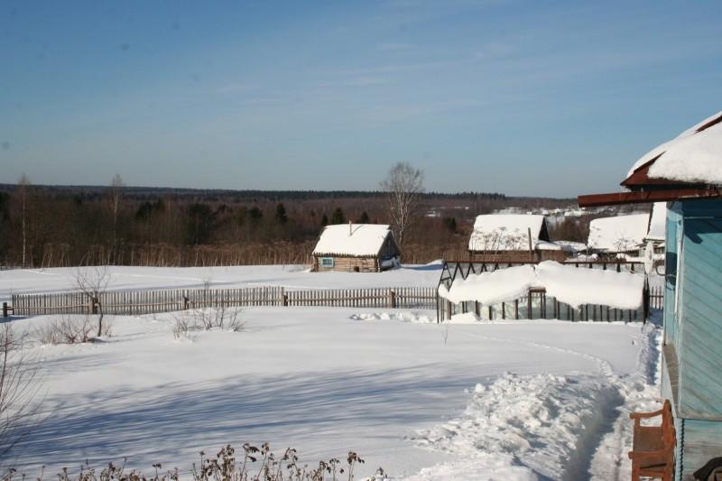 лыжи в деревне (6)