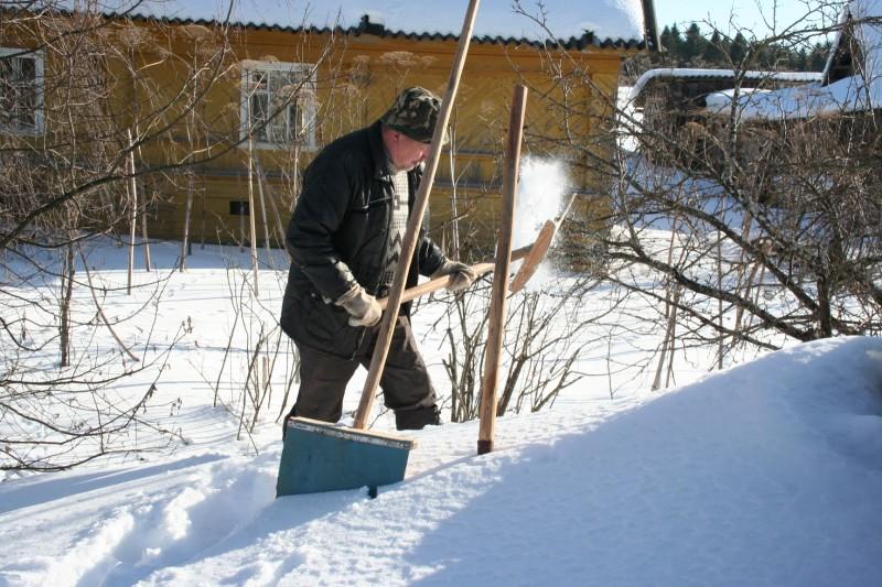 лыжи в деревне (4)