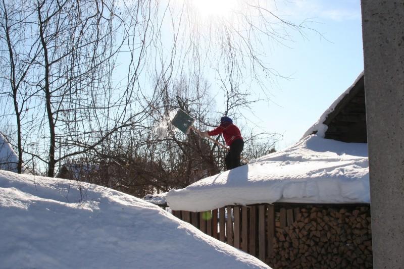 лыжи в деревне (1)