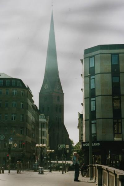 Автостоп в Гамбург (2)